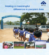 SAIL CSR Brochure 'Making a meaningful difference in people's lives'